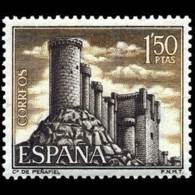 CASTILLOS ESPAÑA - AÑO 1968 - Nº EDIFIL 1882 - 1931-Hoy: 2ª República - ... Juan Carlos I