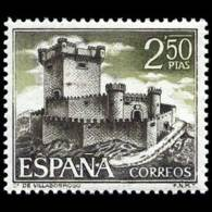 CASTILLOS ESPAÑA - AÑO 1968 - Nº EDIFIL 1883 - 1931-Hoy: 2ª República - ... Juan Carlos I