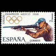JJ.OO. MEXICO - AÑO 1968 - Nº EDIFIL 1885 - 1931-Hoy: 2ª República - ... Juan Carlos I