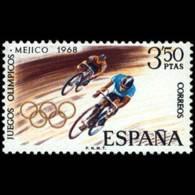 JJ.OO. MEXICO - AÑO 1968 - Nº EDIFIL 1887 - 1931-Hoy: 2ª República - ... Juan Carlos I