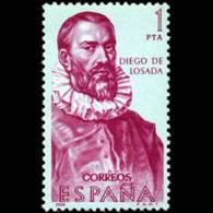FORJADORES AMÉRICA - AÑO 1968 - Nº EDIFIL 1890 - 1931-Hoy: 2ª República - ... Juan Carlos I
