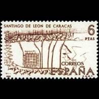 FORJADORES AMÉRICA - AÑO 1968 - Nº EDIFIL 1893 - 1931-Hoy: 2ª República - ... Juan Carlos I