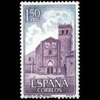 MON.STA.Mª.PARRAL - AÑO 1968 - Nº EDIFIL 1894 - 1931-Hoy: 2ª República - ... Juan Carlos I