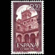MON.STA.Mª.PARRAL - AÑO 1968 - Nº EDIFIL 1895 - 1931-Hoy: 2ª República - ... Juan Carlos I