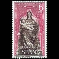 MON.STA.Mª.PARRAL - AÑO 1968 - Nº EDIFIL 1896 - 1931-Hoy: 2ª República - ... Juan Carlos I