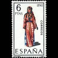 TRAJES TIPICOS - AÑO 1969 - Nº EDIFIL 1898 - 1931-Hoy: 2ª República - ... Juan Carlos I