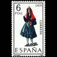 TRAJES TIPICOS - AÑO 1969 - Nº EDIFIL 1899 - 1931-Hoy: 2ª República - ... Juan Carlos I