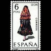 TRAJES TIPICOS - AÑO 1969 - Nº EDIFIL 1900 - 1931-Hoy: 2ª República - ... Juan Carlos I