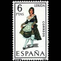 TRAJES TIPICOS - AÑO 1969 - Nº EDIFIL 1901 - 1931-Hoy: 2ª República - ... Juan Carlos I