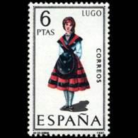 TRAJES TIPICOS - AÑO 1969 - Nº EDIFIL 1903 - 1931-Hoy: 2ª República - ... Juan Carlos I