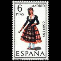 TRAJES TIPICOS - AÑO 1969 - Nº EDIFIL 1904 - 1931-Hoy: 2ª República - ... Juan Carlos I