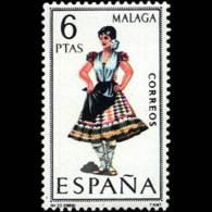 TRAJES TIPICOS - AÑO 1969 - Nº EDIFIL 1905 - 1931-Hoy: 2ª República - ... Juan Carlos I