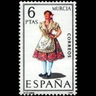 TRAJES TIPICOS - AÑO 1969 - Nº EDIFIL 1906 - 1931-Hoy: 2ª República - ... Juan Carlos I