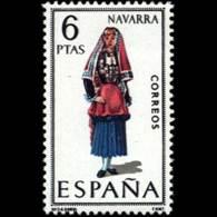 TRAJES TIPICOS - AÑO 1969 - Nº EDIFIL 1907 - 1931-Hoy: 2ª República - ... Juan Carlos I