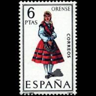 TRAJES TIPICOS - AÑO 1969 - Nº EDIFIL 1908 - 1931-Hoy: 2ª República - ... Juan Carlos I