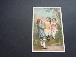 Chromo ( 1218 )  Publicité  Reclame - Chocolade  Chocolat  Van Houten - Van Houten