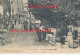 20 // CORTE   Vieux Quartier  414    EDIT DAMIANI - Corte