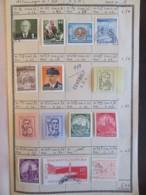 Allemagne (RFA / DDR / Deutsches Reich) - Collection De Timbres Neufs* Et Ob. Dans 3 Carnets - TB état - Allemagne