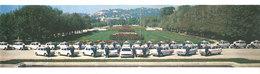 Pub Dépliante ECF ( Ecole De Conduite Française, Auto-école ), Marseille, Automobiles Gamme Renault, Fiat, Peugeot - Werbung