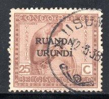 1924/1925 SERIE - YT N° 54 OBL. - 1924-44: Ungebraucht