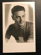 Schweiz Eugen Kamber  Um 1950 Cyclisme Radfahrer Radrennen Radsport  Cycling Velo Wielrennen - Cyclisme