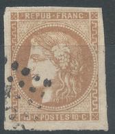 Lot N°52394  Variété/n°43B, Oblit GC, Filet NORD, EST, OUEST, SUD, Belles Marges, Ni Pli, Ni Clair - 1870 Uitgave Van Bordeaux