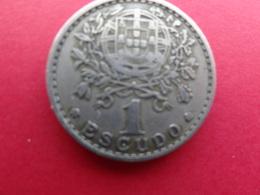 Portugal 1 Escudo  1951  Km 578 - Portugal