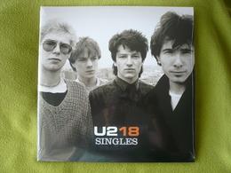 U2 - X2 33t Vinyle - U2 18 Singles - Neuf & Scellé - Collectors