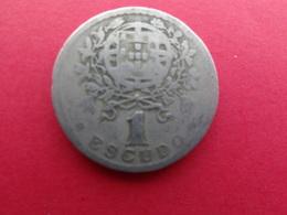 Portugal 1 Escudo  1931  Km 578 - Portugal