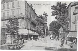 VICHY - 03 -  Rue De Paris - TON1 - - Vichy