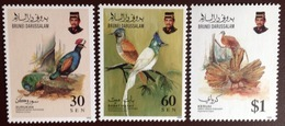 Brunei 1992 Birds 1st Series MNH - Non Classificati