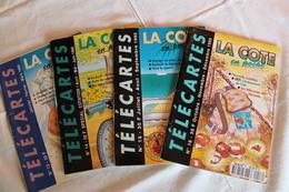 4     LA COTE EN POCHE 1995 - Telefonkarten