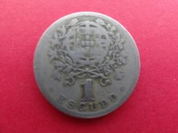 Portugal 1 Escudo  1928  Km 578 - Portugal
