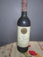 VIN 1986 CHÂTEAU DES GRAVIERS MARGAUX Propriétaire Des Vignobles DUFOURG LANDRY à ARSAC - Vin