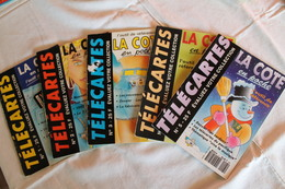 5 LIVRES   LA COTE EN POCHE - Telefonkarten