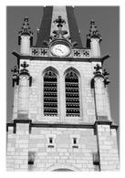 COURMANGOUX - Clocher De L'église Saint-Oyen - Autres Communes