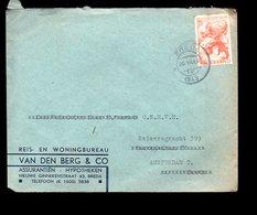 1945 Reis- En Woningbouwbureau Van Den Berg Breda Nieuwe Ginnekenstraat 43 > Molest Verzek. Mij (oorlogsclaims) (FT-44) - 1891-1948 (Wilhelmine)