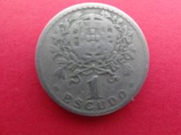 Portugal 1 Escudo  1945  Km 578 - Portugal