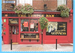 Irish Pub-Ireland-The Temple Bar,Dublin City-Beer-Bière-Bier-Pub. Guinness - Cafés