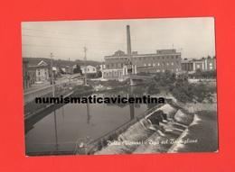Vicenza Debba Centrale Elettrica Cotonificio Rossi Cpa 1968 - Vicenza
