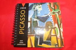 AGENDA  PICASSO   2002 - Scolaires