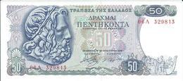 GRECE   50 Drachmes  1978   -- UNC -- - Grecia