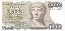GRECE   1000 Drachmes  1987   -- UNC -- - Grecia