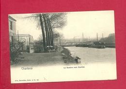 C.P. Charleroi  = La  SAMBRE  Vers  Couillet - Charleroi