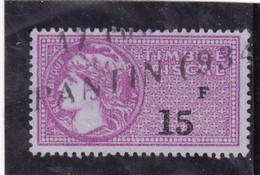 T.FS.U N°468 - Revenue Stamps