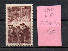 MAURY N° 390   NF Sans Trace De Charnière  N° 31 - Marcophilie (Timbres Détachés)
