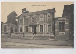 MARQUETTE (59 - Nord) - La Mairie - Gros Plan - Autres Communes