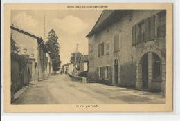 38 Isère  St Jean De Bournay La Rue Gervonde - Saint-Jean-de-Bournay