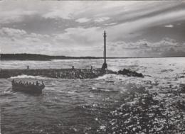 Pologne - Kołobrzeg - Kolberg - Wejscie Do Portu - Canot Marins Phare - Polen