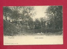 C.P. Charleroi  = L'  Ancien Cimetière - Charleroi